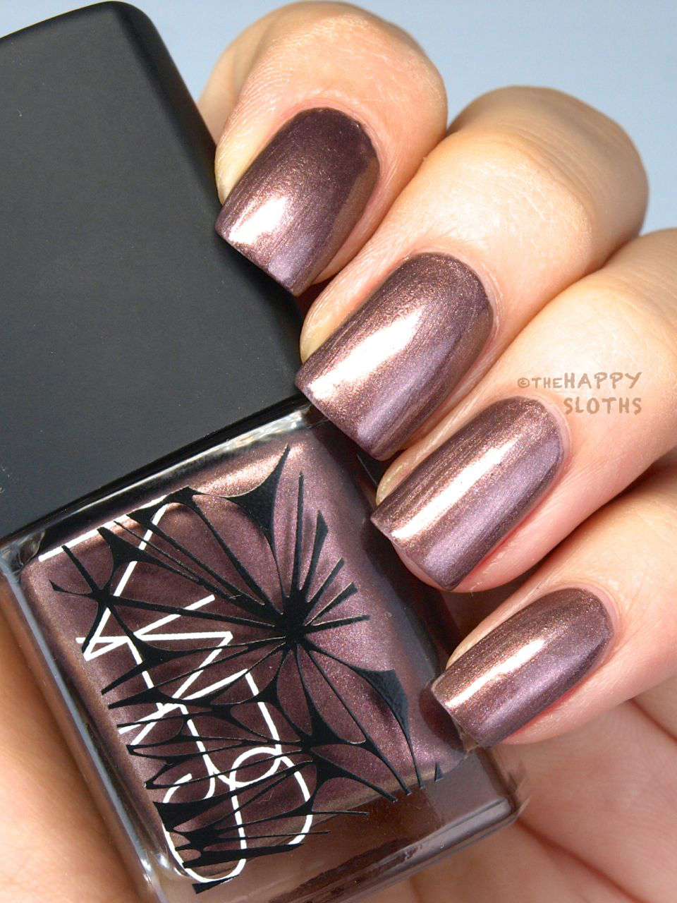 Nars Holiday 2014 Collection Nail Polish: Review and Swatches