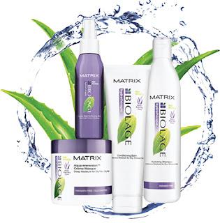 Matrix Biolage Hydrathérapie