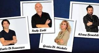 Professori di canto Amici 2014