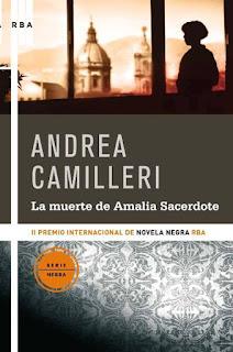 La muerte de Amalia Sacerdote Andrea Camilleri