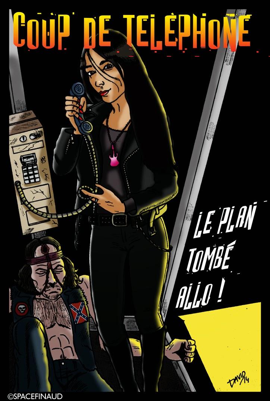COUP DE TELEPHONE, LE PLAN TOMBE ALLO !