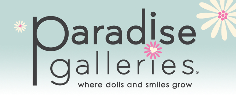 Paradise Galleries - Where Dolls and Smiles Grow