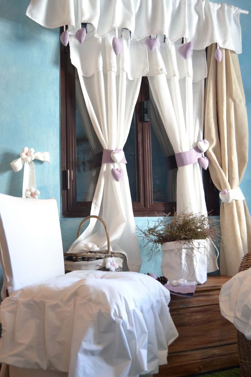 Tende provenzali for Tessuti provenzali
