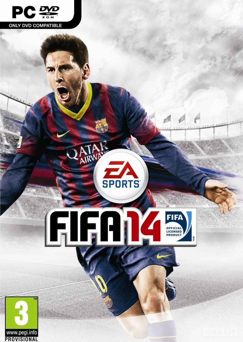 FIFA 14 Ultimate Edition Multi14 – FULL UNLOCKED