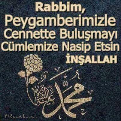islam sözleri / kisa / facebook / güzel resimli