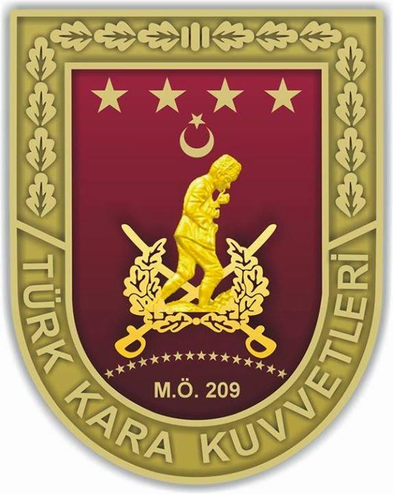 Kara Kuvvetleri Komutanlığı Brövesi. Kuruluş M.Ö. 209