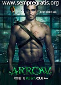 Download Arrow (Arqueiro Verde) 1ª Temporada Via Torrent Completa Legendado RMVB + AVI Baixar Grátis