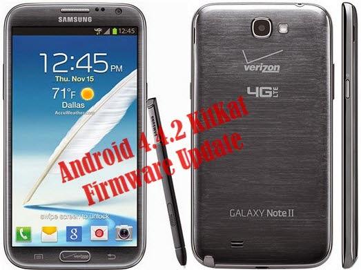 Verizon Samsung Galaxy Note 2 SCH-I605