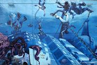 Graffiti parque Llefia
