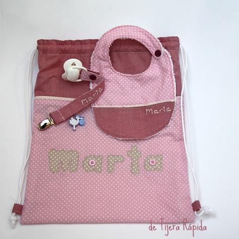 Kit Canastilla personalizada niña