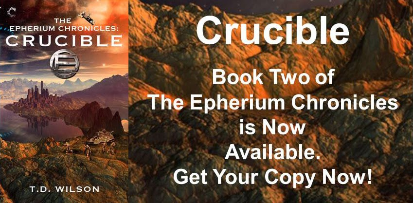Crucible Now Available