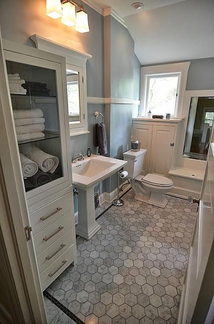 retro ranch reno 5 cost effective bathroom updates