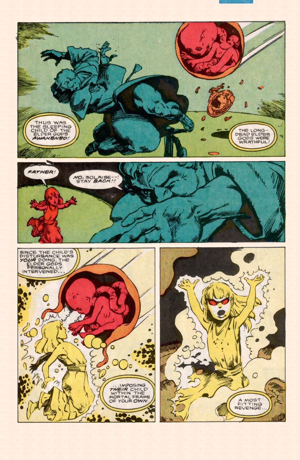 Conan the Barbarian (1970) Issue #199 #211 - English 16