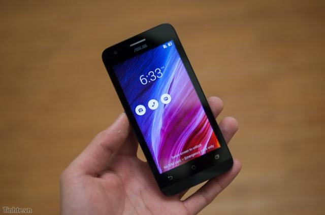 Harga Asus Zenfone C ZC451CG, Smartphone KitKat Murah Meriah
