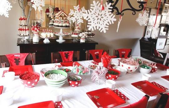 35 Ideias de Decoração de Natal para Crianças - Festa Infantil de ...