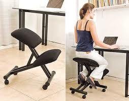 La silla giratoria las mejores sillas de oficina bueno saber for Sillas para una buena postura