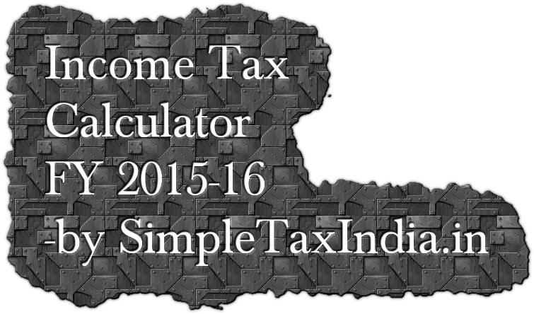 income tax calculator for fy 2006