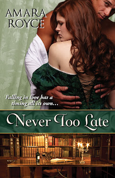 NEVER TOO LATE (eKensington - May, 2013)