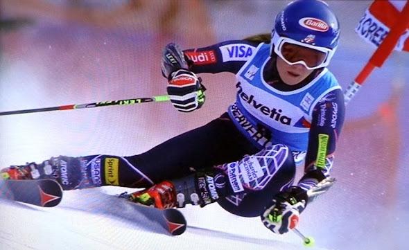 Mikaela Shiffrin, lyžovanie v Amerike