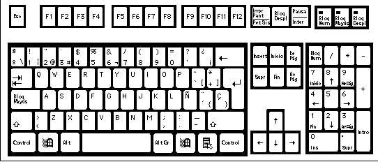 Elkin creaciones: Como hacer un teclado de PC (tarea de colegio)
