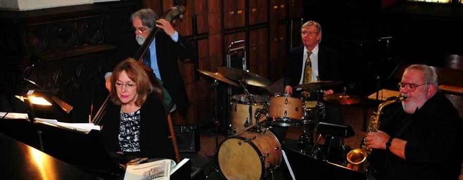 Krista Seddon Quartet, featuring Bobby Militello