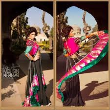 Sana Safinaz 2015 Summer Dresses For Women And Girls