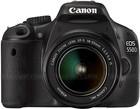Canon EOS 550D vs Nikon D5100