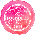 Because of you!  I made Founders Circle second year in a row!
