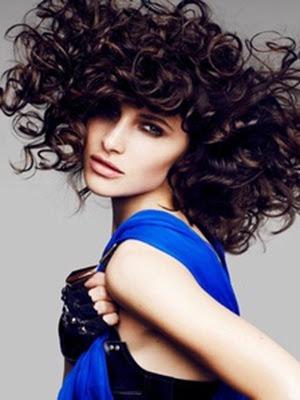 cabello rizado peinados 2014 pantene