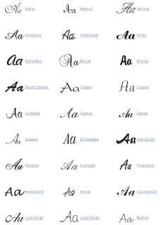 Handwriting Images