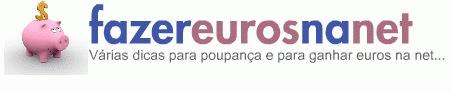 Fazer euros na net