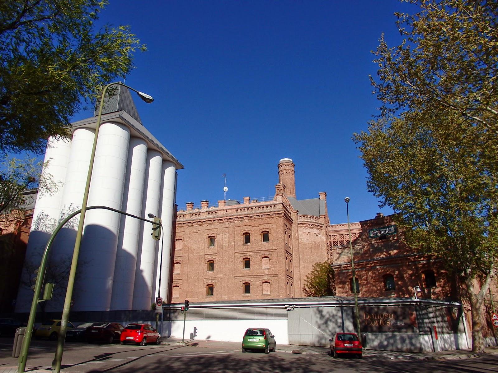 Madridmetropolis detalles de madrid chimeneas olvidadas for Fabrica de chimeneas