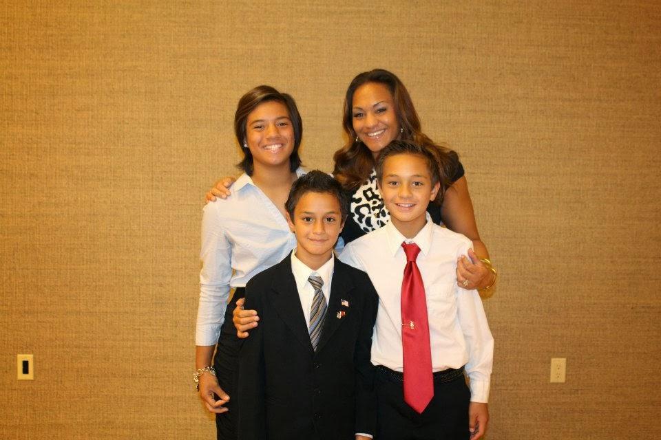 Irene's Family