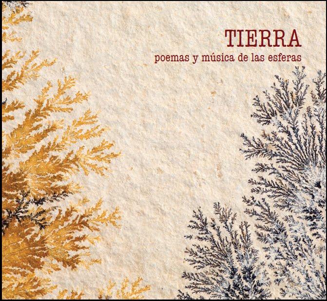 CD TIERRA. POÉMAS Y MÚSICA  DE LAS ESFERAS
