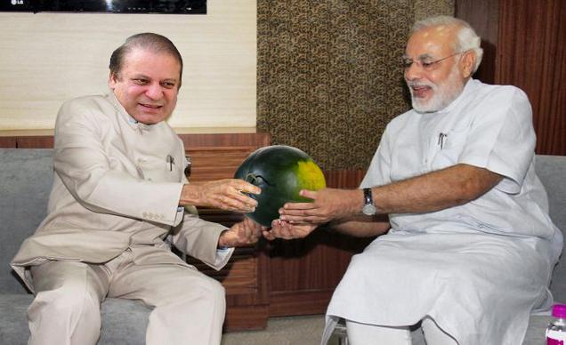 Modi offers Shariff