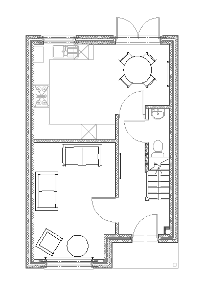 Kai and Iona build a house: House Plans