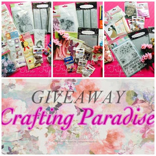 Crafting Paradise Giveaway