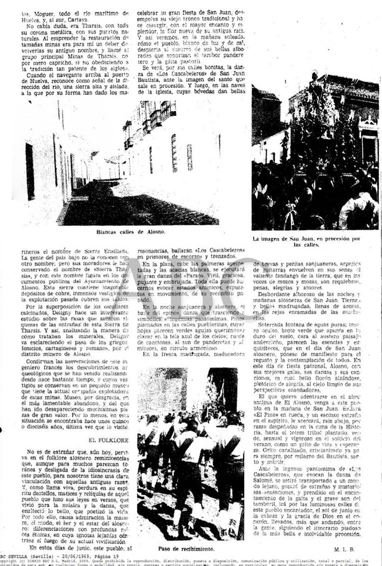 La Puerta Falsa 2012 # Muebles Borrero Alosno