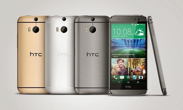 Caractéristiqu HTC ONE M8