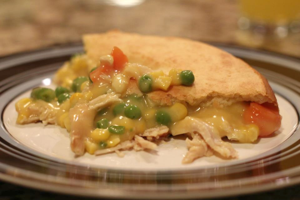 Anderson MOPS: Tasty Tuesday: Skinny Chicken Pot Pie