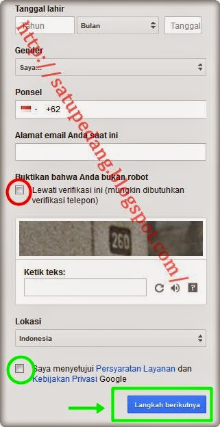 Cara Membuat Akun ID Google