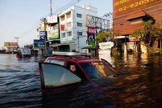 น้ำท่วมกรุงเทพฯ2554