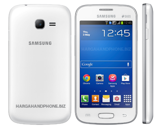 Samsung Galaxy Star Plus Putih