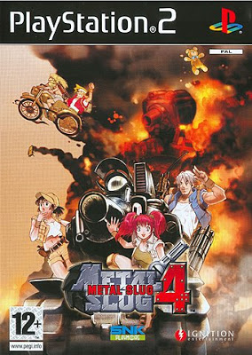 Metal Slug 4 PC Game Free Download Full Version