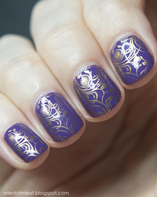 Virtual-Purple Fever