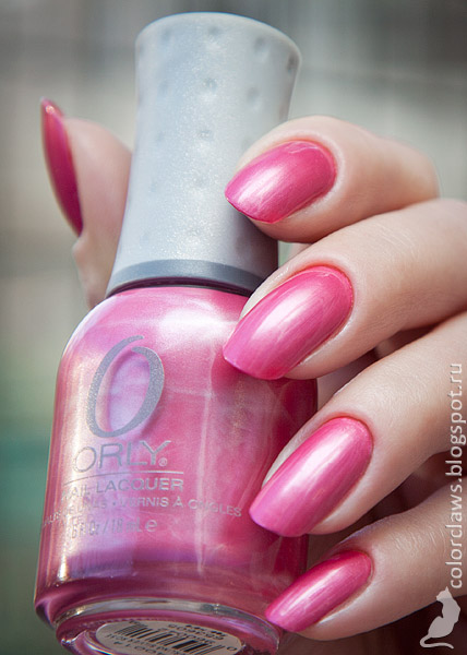Orly Sterling Silver Rose
