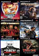 PELICULAS EN DVD Y JUEGOS PARA PS2: JUEGOS PLAY 2