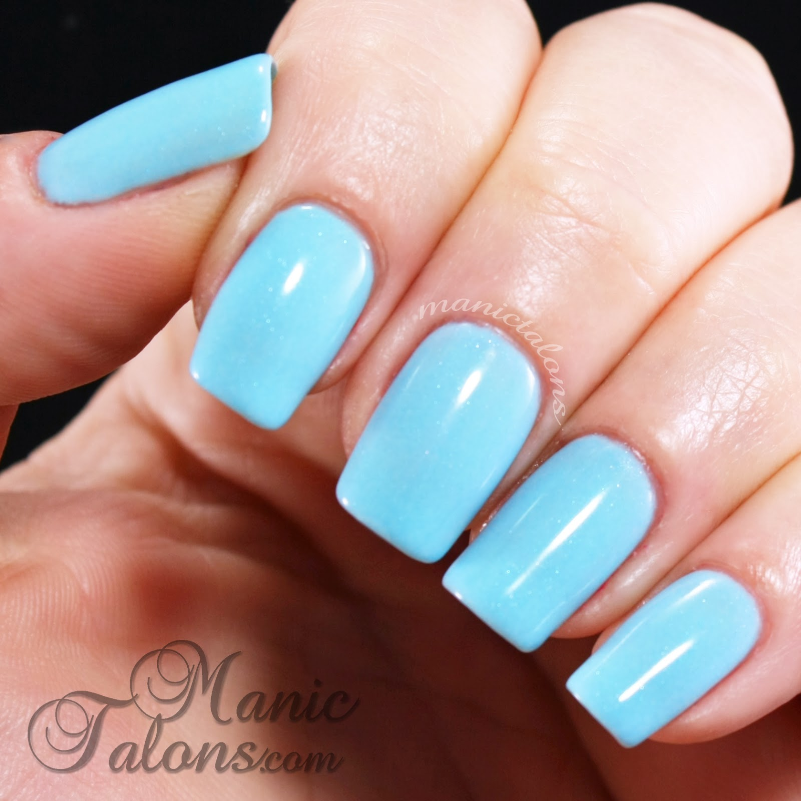 Couture Gel Polish Milano Swatch