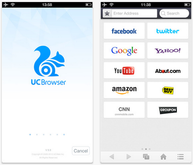 free  ucweb browser for pc windows xp