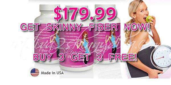 buy 3 get 3 free skinny fiber